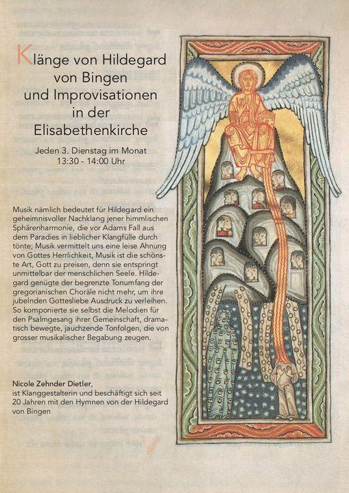 Hildegard Von Bingen Herzwein