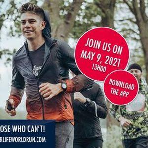 Wings for Life World Run 2021 - Belgium