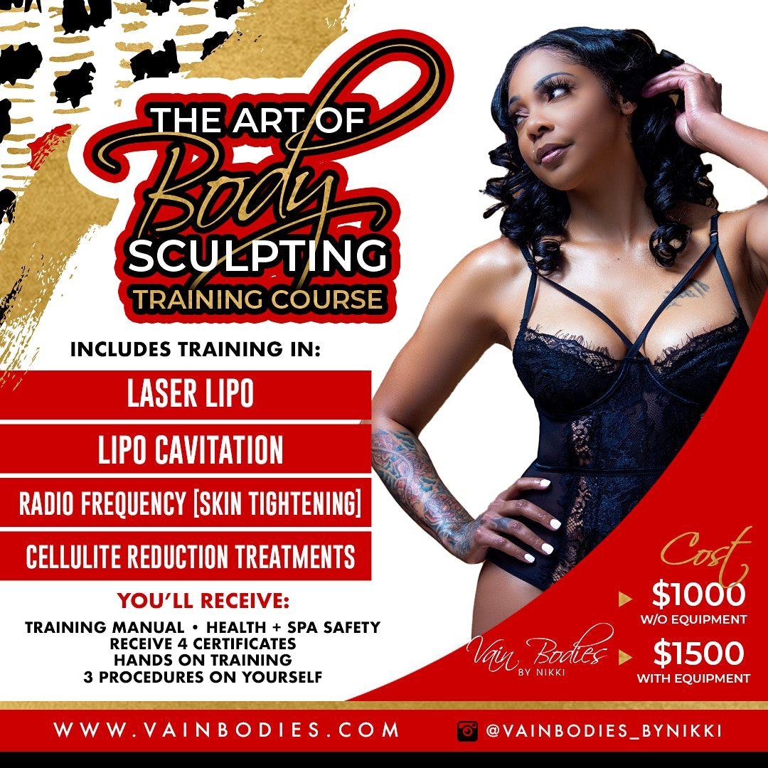 Art Of Body Sculpting Class- Meridian