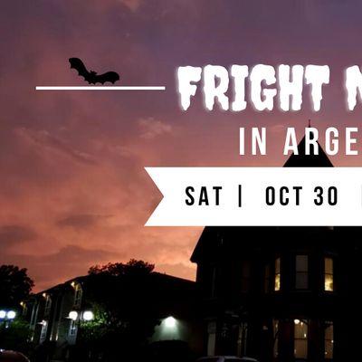Fright Night in Argenta
