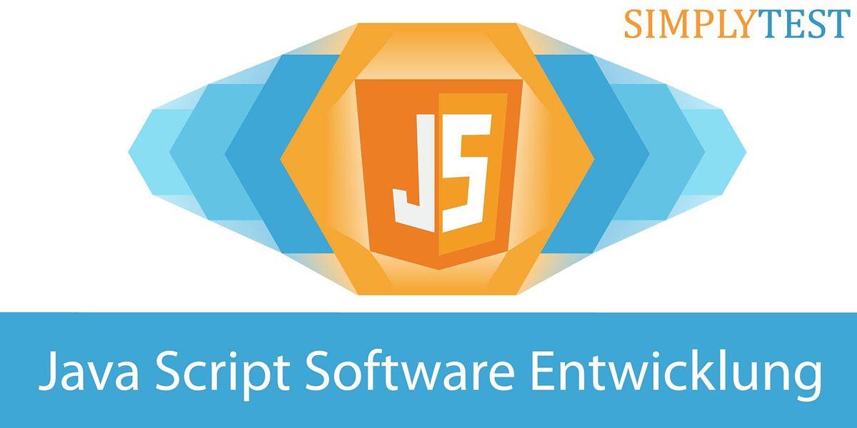 JavaScript Software Entwicklung - Grundlagenkurs | Online Event | AllEvents.in