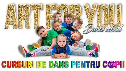 Cursuri de dans pentru copii | Event in Câmpina | AllEvents.in