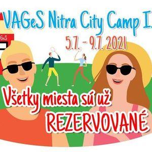 VAGeS Nitra City Camp I.