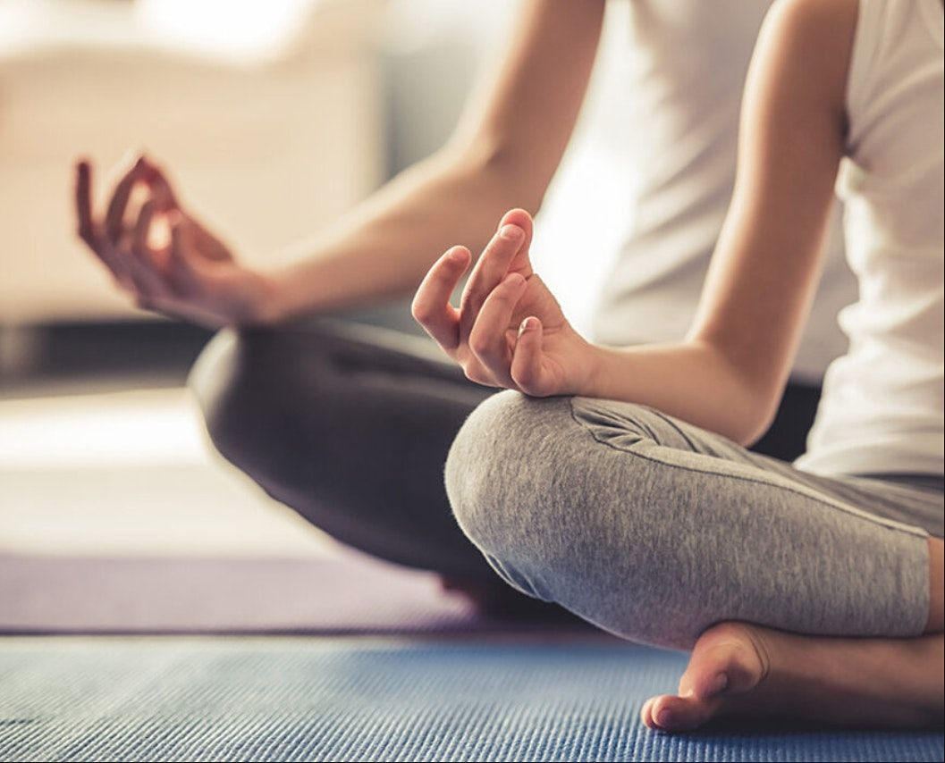Gentle Yoga for All - online sessions   Online Event   AllEvents.in