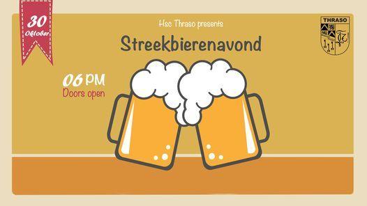Streekbierenavond 2021, 30 October | Event in Waregem | AllEvents.in