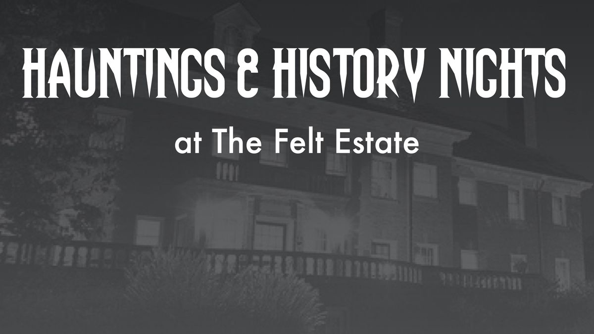 Hauntings & History Nights, 29 October | Event in Holland | AllEvents.in