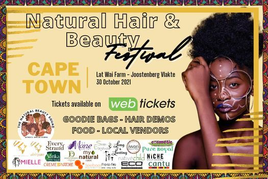 The Natural Hair and Beauty Festival, 30 October | Event in Cape Town | AllEvents.in