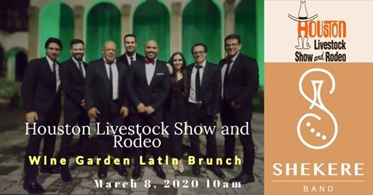 Latin Brunch at Houston Livestock Show & Rodeo