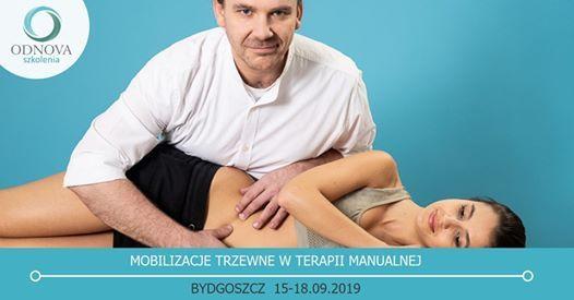 Mobilizacje trzewne w terapii manualnej