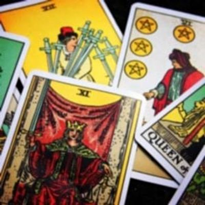 30-01-21 Intuitive Tarot Tuition with Tracy Fance - Herne Bay