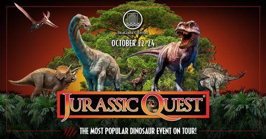 Jurassic Quest - Toledo, OH, 22 October | Event in Toledo | AllEvents.in