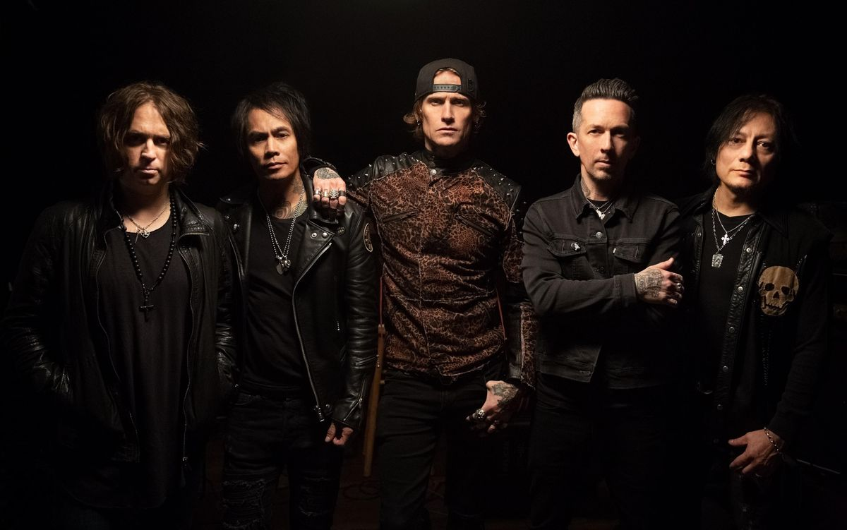 Buckcherry Live In Sault Ste. Marie, 11 May | Event in Sault Ste Marie | AllEvents.in