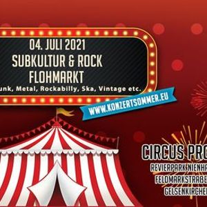 Subkultur & Rock Flohmarkt