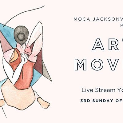 MOCA & Yoga 4 Change Present Artful Movement Online