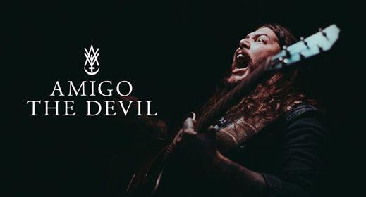 Amigo The Devil I Blue Shell Kln