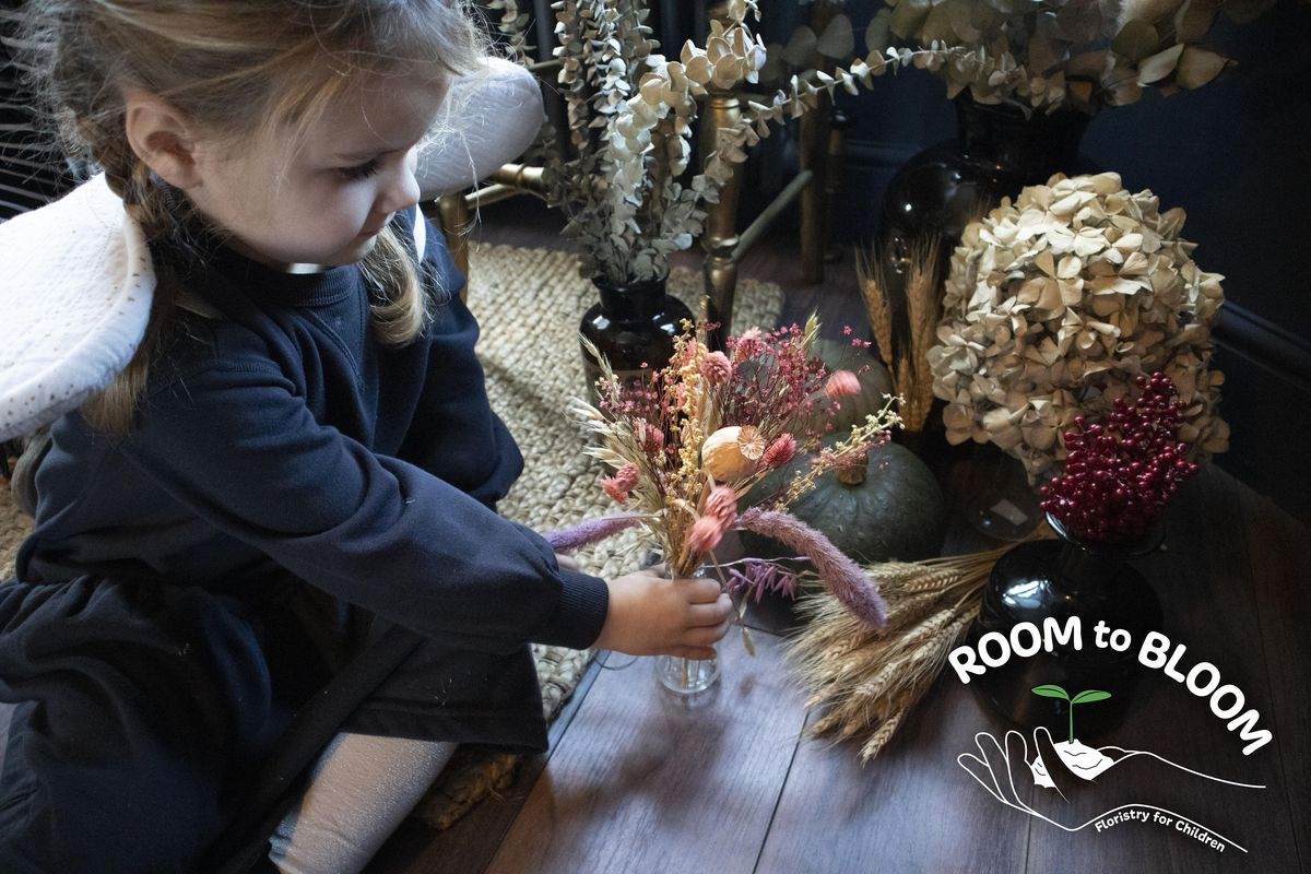 Room to Bloom - Children's Flower Club - Tuesdays at 9:30am   Event in Southend-on-Sea   AllEvents.in