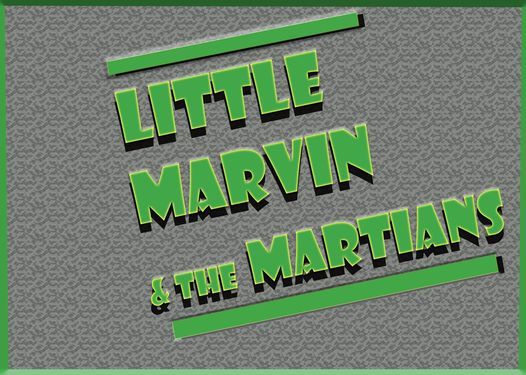 Music on the Half Shell: Little Marvin & The Martians, 1 October | Event in Kilmarnock | AllEvents.in