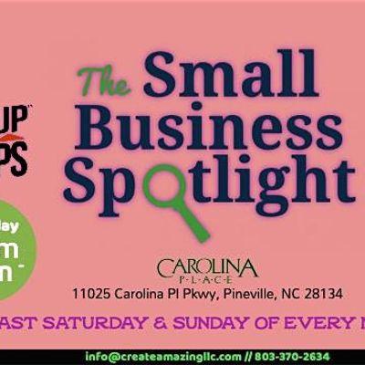 Small Business Spotlight (Charlotte Day 1)