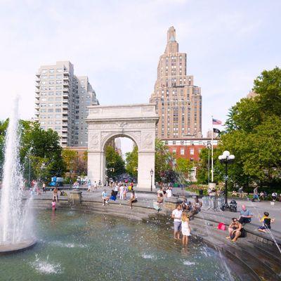 Mindfulness in America Washington Square Park Meditation