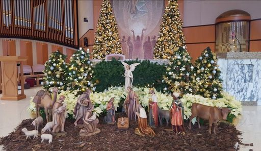 Christmas Handbell Concert Dfw 2020 Christmas Concert: The Joy of Christmas, St. Monica Catholic