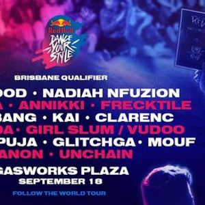 Red Bull Dance Your Style Australia 2021 - Brisbane Qualifier