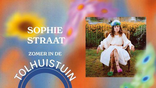 Sophie Straat - Tuin Sessies in Tolhuistuin, 7 August   Event in Amsterdam   AllEvents.in