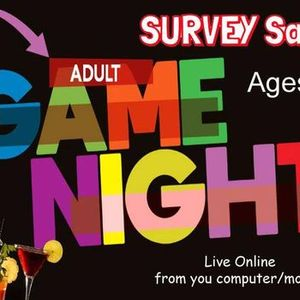 Adult Game Show - Survey Says (R Rated)