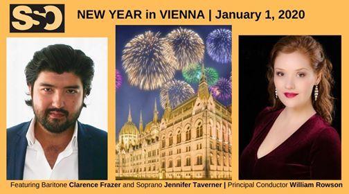 SSO  New Year in Vienna Concert