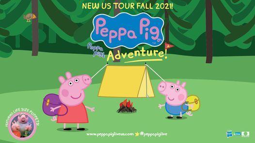 Peppa Pig LIVE - Evansville, IN, 14 October   Event in Evansville   AllEvents.in