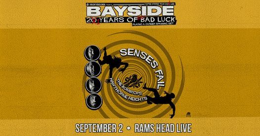 Bayside, 2 September | Event in Baltimore | AllEvents.in