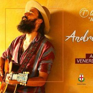Andrea Biagioni live  SunRise Garden