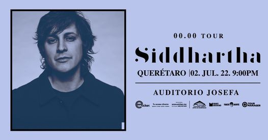 Siddhartha en Querétaro., 19 December   Event in Queretaro   AllEvents.in