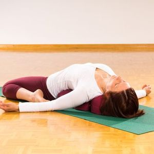 8-Wochen Kurs Yin-Yoga mit Mantras fr alle Levels