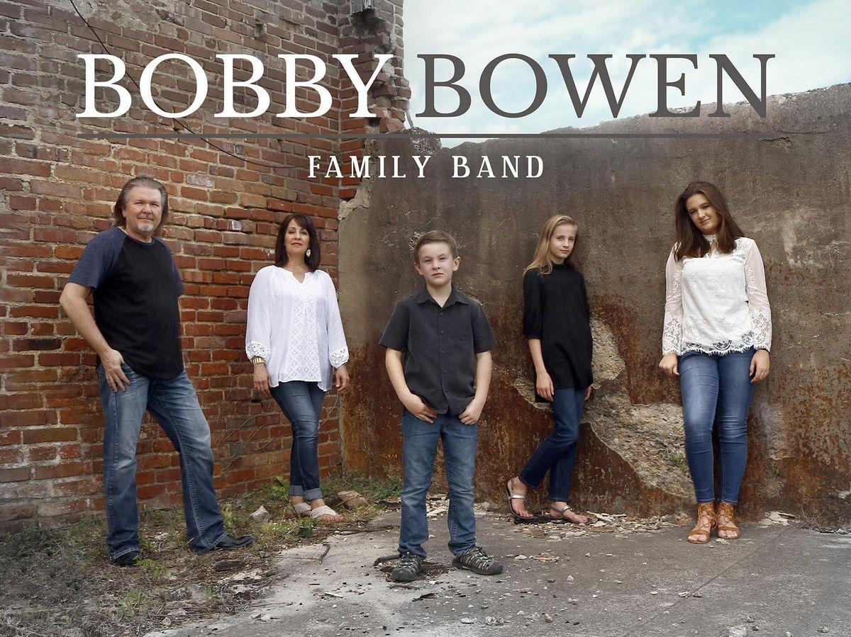 Bobby Bowen Family Concert In Clovis New Mexico