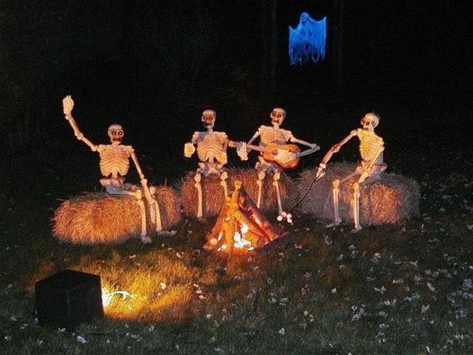 Halloween Stories & Campfire - FREE EVENT, 28 October | Event in Schererville | AllEvents.in