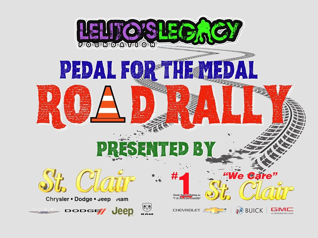 Pedal for the Medal: Road Rally 2021, 26 June   Online Event   AllEvents.in