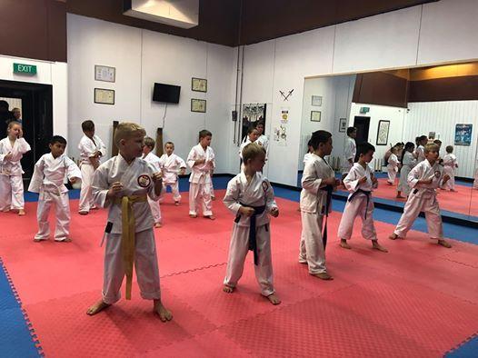 Counties Karate Tournament