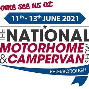 Peterborough Motorhome Show 2021 - The National Motorhome & Campervan Show