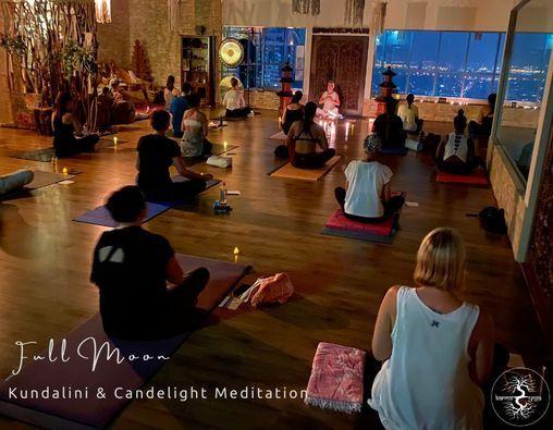 Full Moon Kundalini and Candlelight Meditation Workshop with Natalia Jayjeet Kaur, 25 June | Event in Dubai