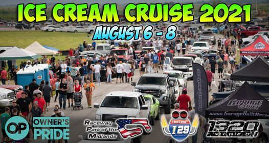Ice Cream Cruise 2021 - Presented by Owners Pride & 1320Video, 6 August   Event in Pacific Junction   AllEvents.in
