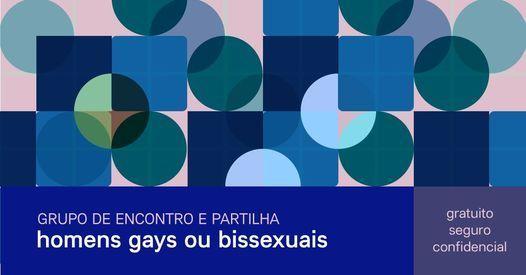 Grupo de Encontro e Partilha de Homens Gays ou Bissexuais | Event in Lisbon | AllEvents.in