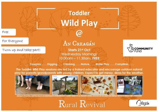 Toddler Wild Play - Book Now | Event in Omagh | AllEvents.in