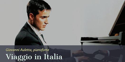 talyada Yolculuk  Piyano Resitali - Recital Pianistico