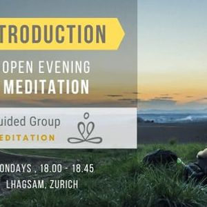 Introduction to Meditation (online)