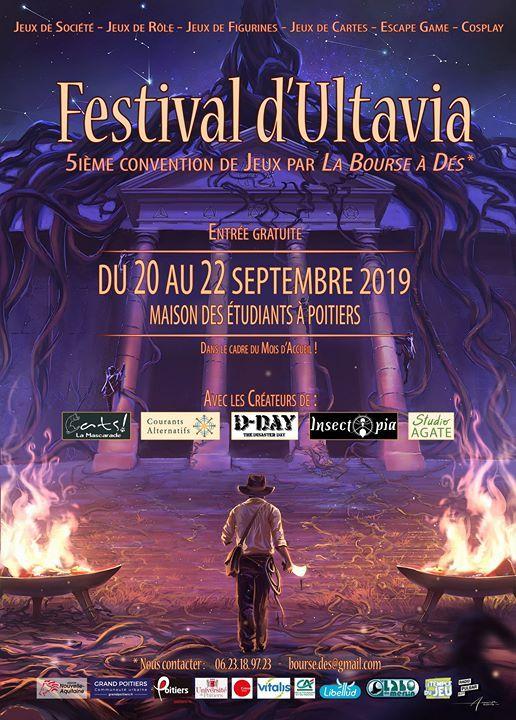 Festival dUltavia 5 - Convention de jeux