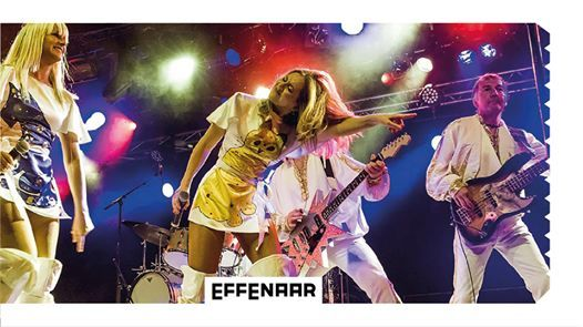 Abba Gold The Christmas Special Show  Effenaar