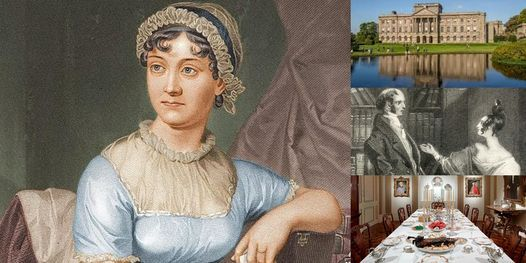 'Dining with Jane Austen: Food in Georgian and Regency England' Webinar, 19 May | Online Event | AllEvents.in