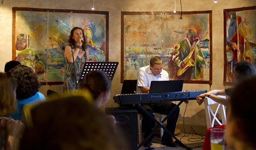Jazz At Eleto Chocolate Cafe Canterbury