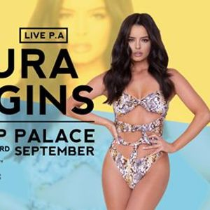 Maura Higgins Live PA Tup Tup Palace