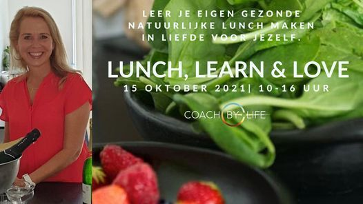 LUNCH, LEARN & LOVE RETREAT, 15 October | Event in Weesp | AllEvents.in